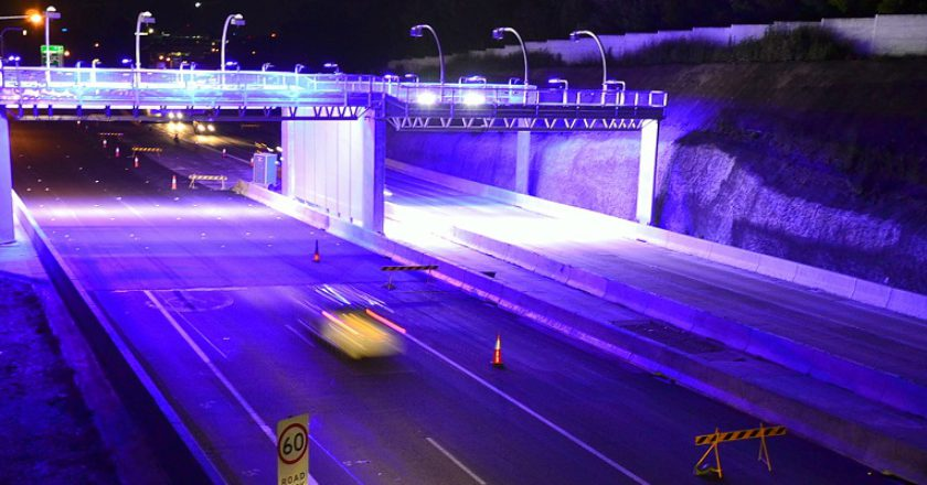 Hills M2 toll road (owned by Transurban) Photo: Creative Commons / Sardaka