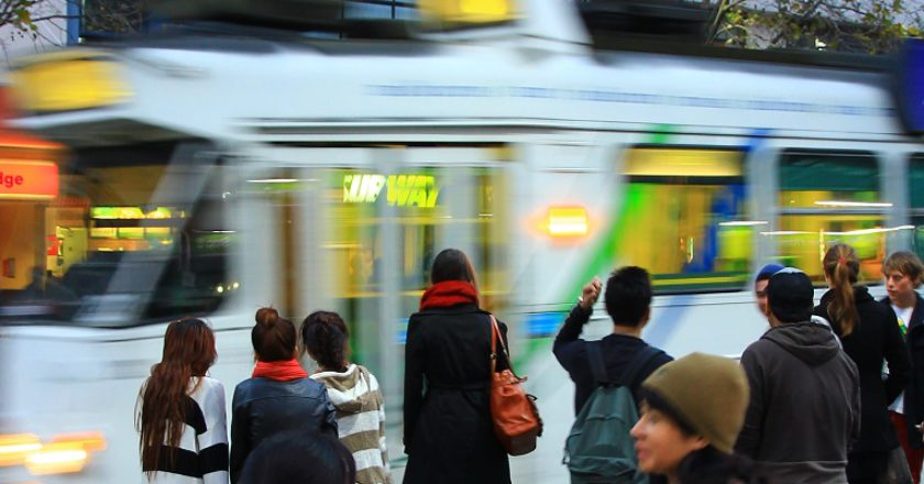 Melbourne Tram. Photo: RailGallery.com.au