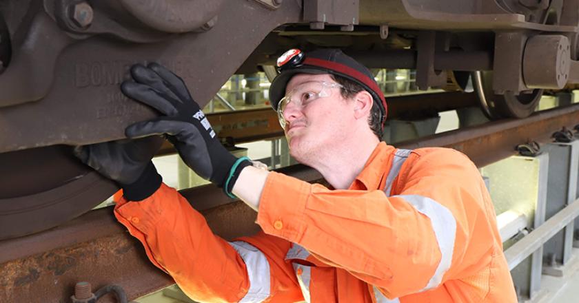 rail manufacturing