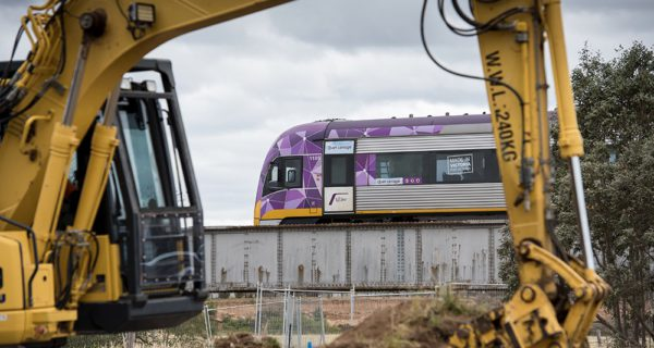 Geelong faster rail