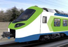 Alstom Coradia Stream hydrogen