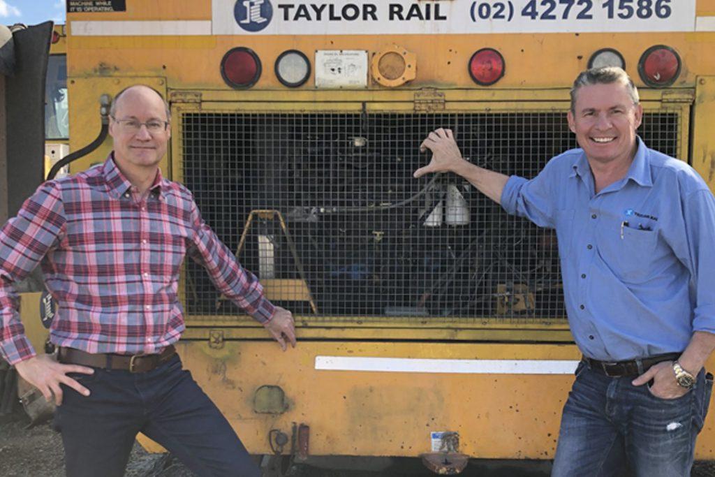 Taylor Rail