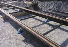 STRAILastic track damping